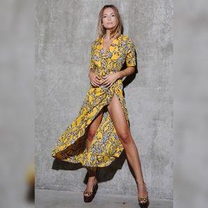 Dresses & Skirts - NFD WRAP DRESS
